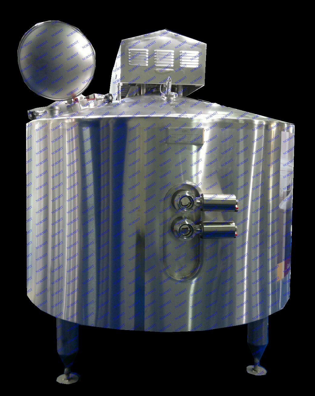 pasteurizer tank
