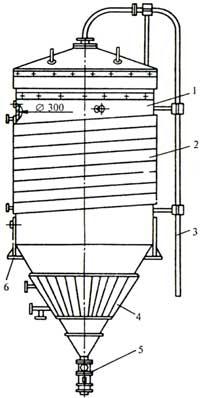 Бродильный аппарат для кваса