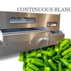 Конвейерная тепловая обработка
