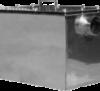 Жироуловитель прямоугольный  UNZ