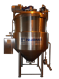 Vacuum dryer kiln